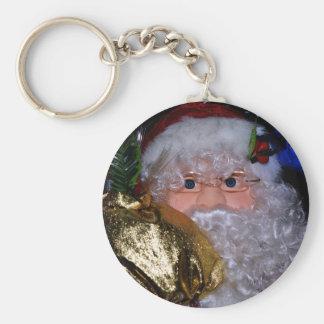 Santa Claus-l Keychain