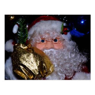 Santa Claus-l Postcard
