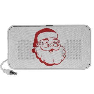 Santa Claus Laptop Speaker
