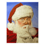 Santa Claus Letterhead Design