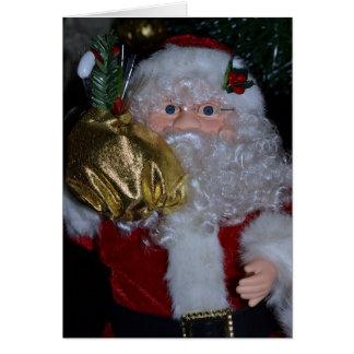 Santa Claus-ll Card