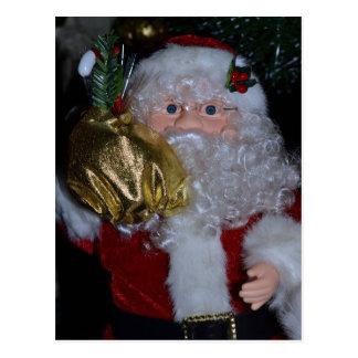 Santa Claus-ll Postcard