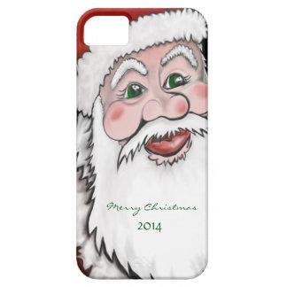 Santa Claus Merry Christmas iPhone Case