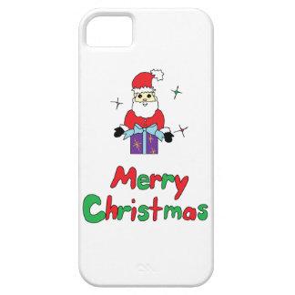 Santa Claus Merry Christmas iPhone SE/5/5s Case