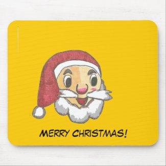 Santa Claus Mousepad mousepad