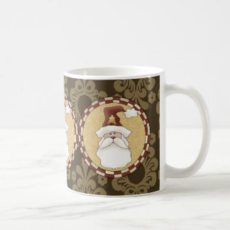 Santa Claus Coffee Mugs