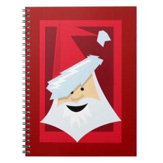Santa Claus Notebooks