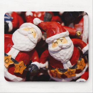 Santa Claus Novelty Gifts for Santa Collectors Mouse Pad