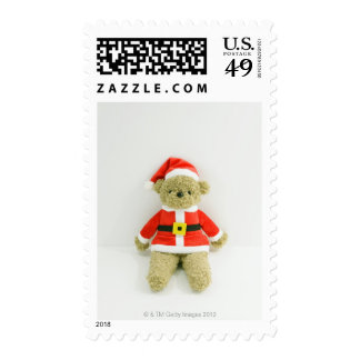 Santa Claus of the teddy bear Postage Stamps