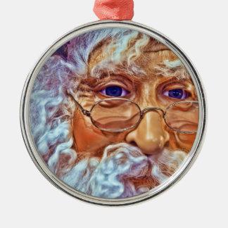 Santa Claus Christmas Ornament