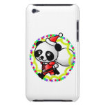 Santa Claus Panda Bear Barely There iPod Cover