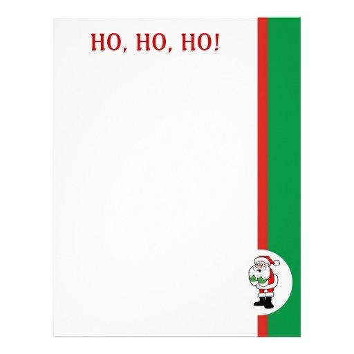 Staples Christmas Stationary