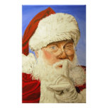 Santa Claus Personalized Stationery