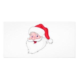 Santa Claus Photo Cards