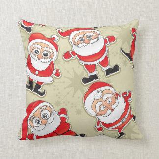Santa Claus Pillow