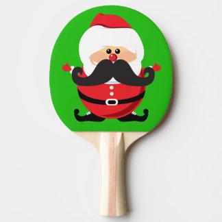 Santa Claus Ping Pong Paddle