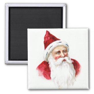Santa Claus Portrait magnet