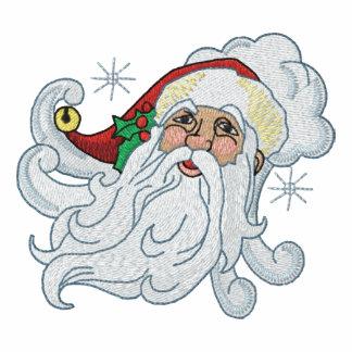 Santa Claus Portrait Sweatshirt