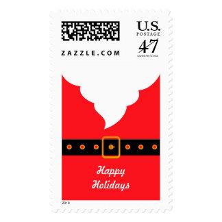 Santa Claus Postage