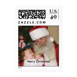 Santa Claus Stamps