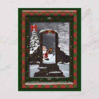 Santa Claus Postcard postcard
