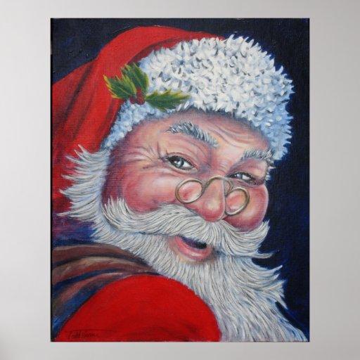 Santa Claus Poster