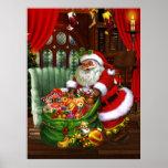Santa Claus! Poster