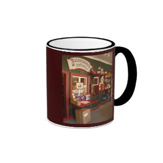Santa Claus Postoffice Coffee Mugs