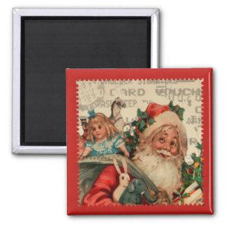 Santa Claus Refridgerator Magnet