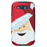 Santa Claus Samsung Galaxy S3 Cover
