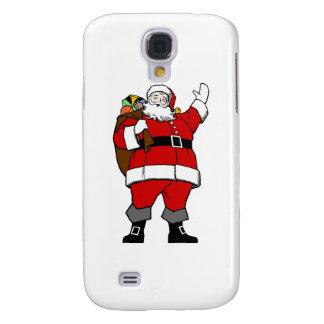 Santa Claus Samsung Galaxy S4 Cases