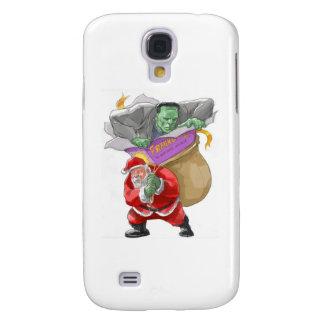 Santa Claus Samsung Galaxy S4 Cover