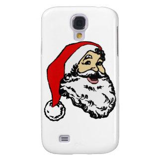 Santa Claus Samsung Galaxy S4 Covers