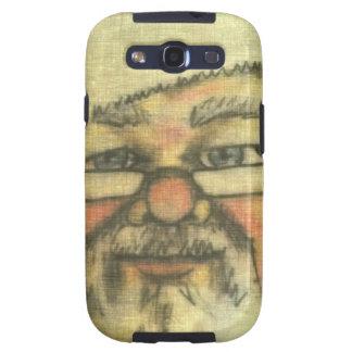 Santa Claus Samsung Galaxy SIII Cover