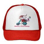 Santa Claus Scooterist Hat