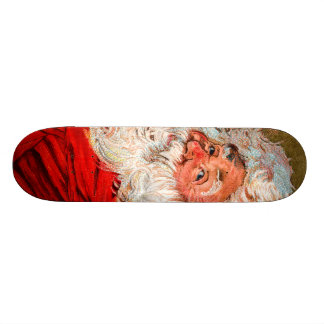 Santa Claus Skateboard