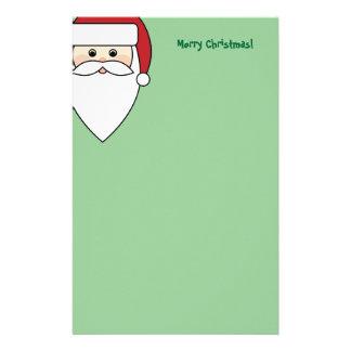 Santa Claus Stationery