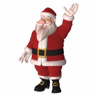 Santa Claus Statuette