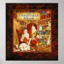 Santa Claus Study Posters