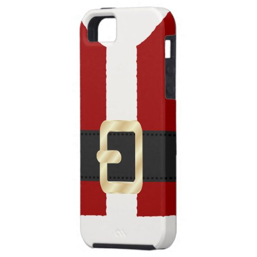 Santa Claus Suit iPhone SE55s Case