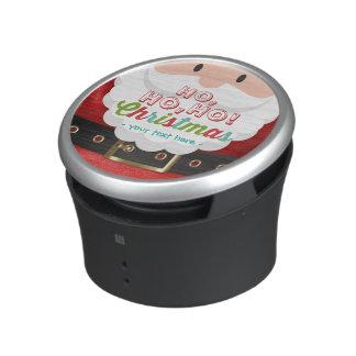 Santa Claus Suit Ho Ho Ho Christmas Happy New Year Speaker