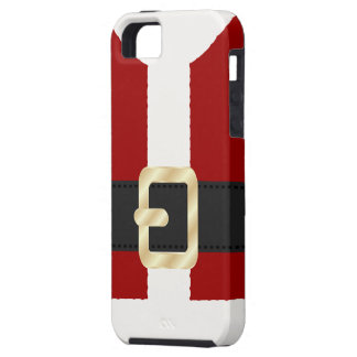 Santa Claus Suit iPhone SE/5/5s Case