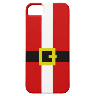Santa Claus Suit iPhone SE/5/5s Case