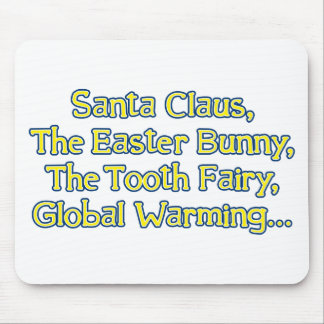 Santa Claus, The Easter Bunny, The Tooth Fairy, Gl Mouse Mats