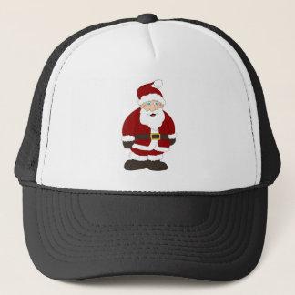 Santa Claus tie Trucker Hat