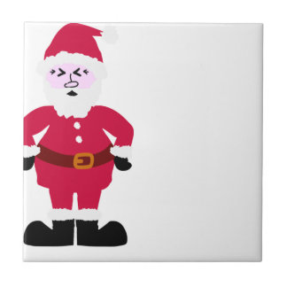 Santa Claus Tile