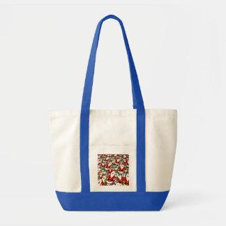 santa-claus tote bag