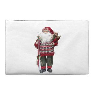 Santa Claus toy Travel Accessories Bag