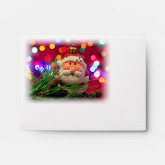 Santa Claus toy Envelope