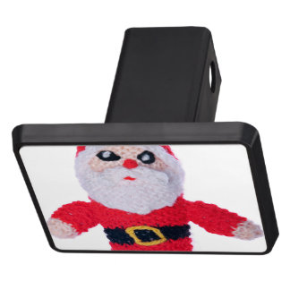 Santa claus Toy Tow Hitch Cover